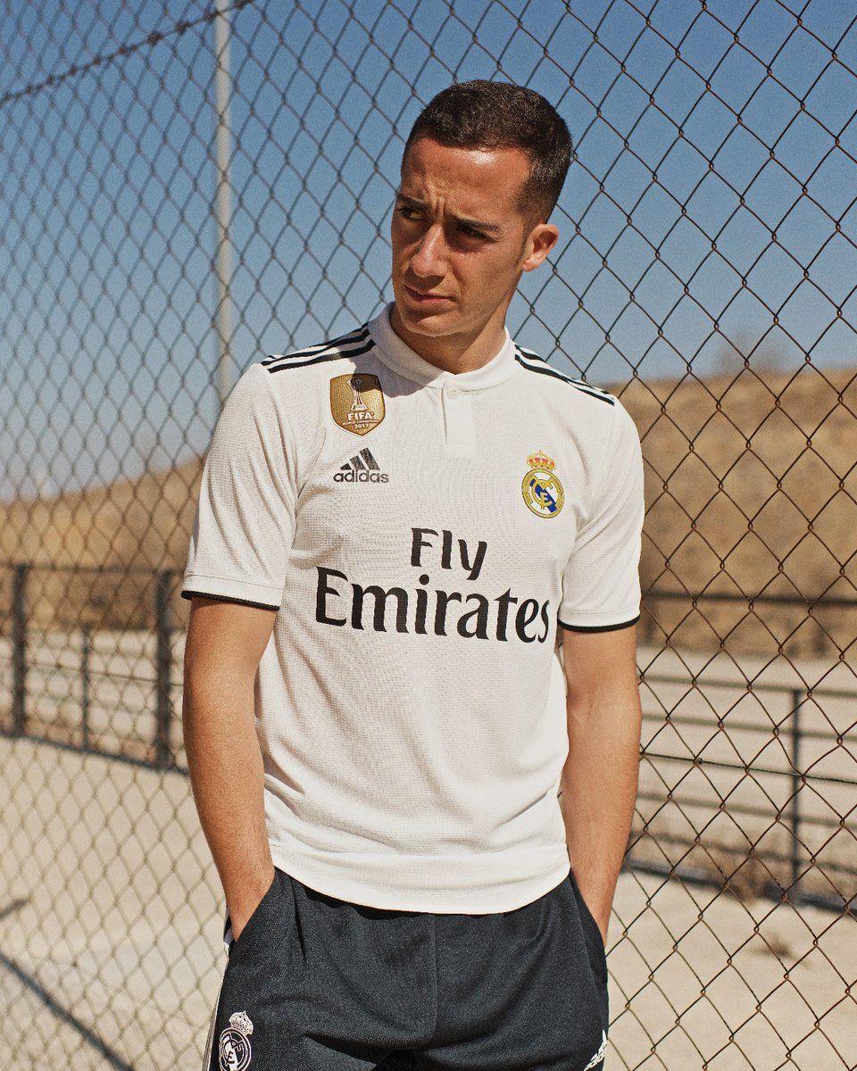 Real Madrid presenta su nueva piel 350808a41de4b
