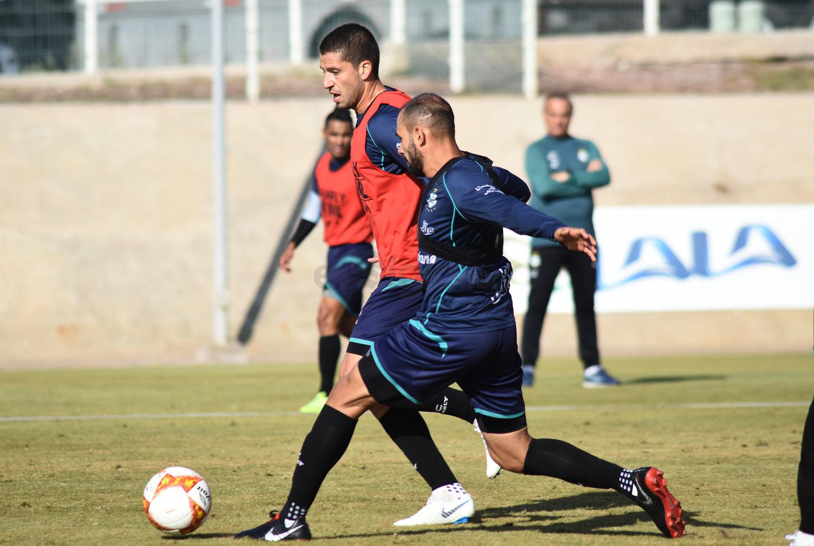 Santos actualmente cuenta con 29 puntos y se encuentra en el cuarto lugar, empatado con Pumas.