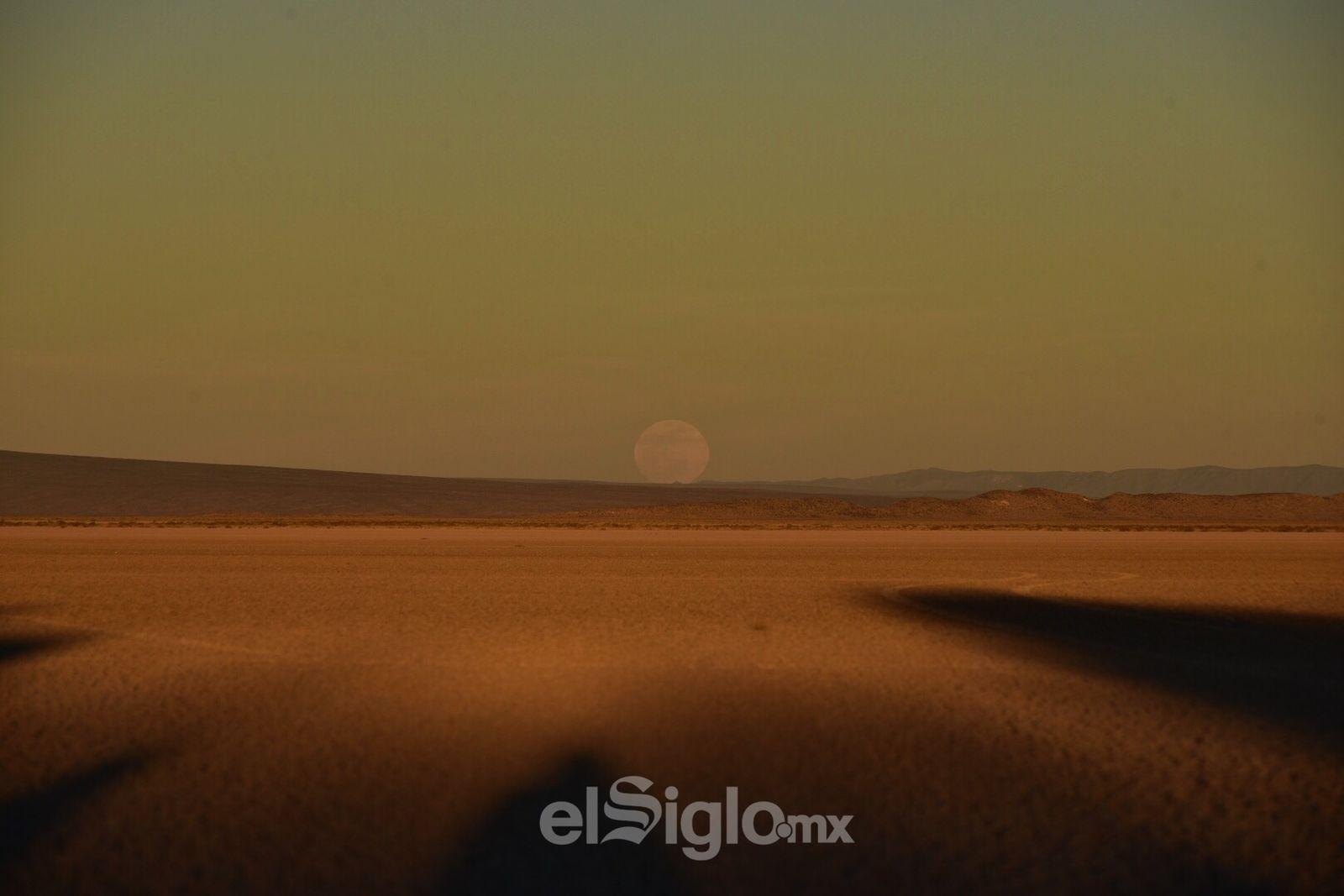 Este domingo ocurrirá un eclipse lunar que podrá observarse en todo el país.