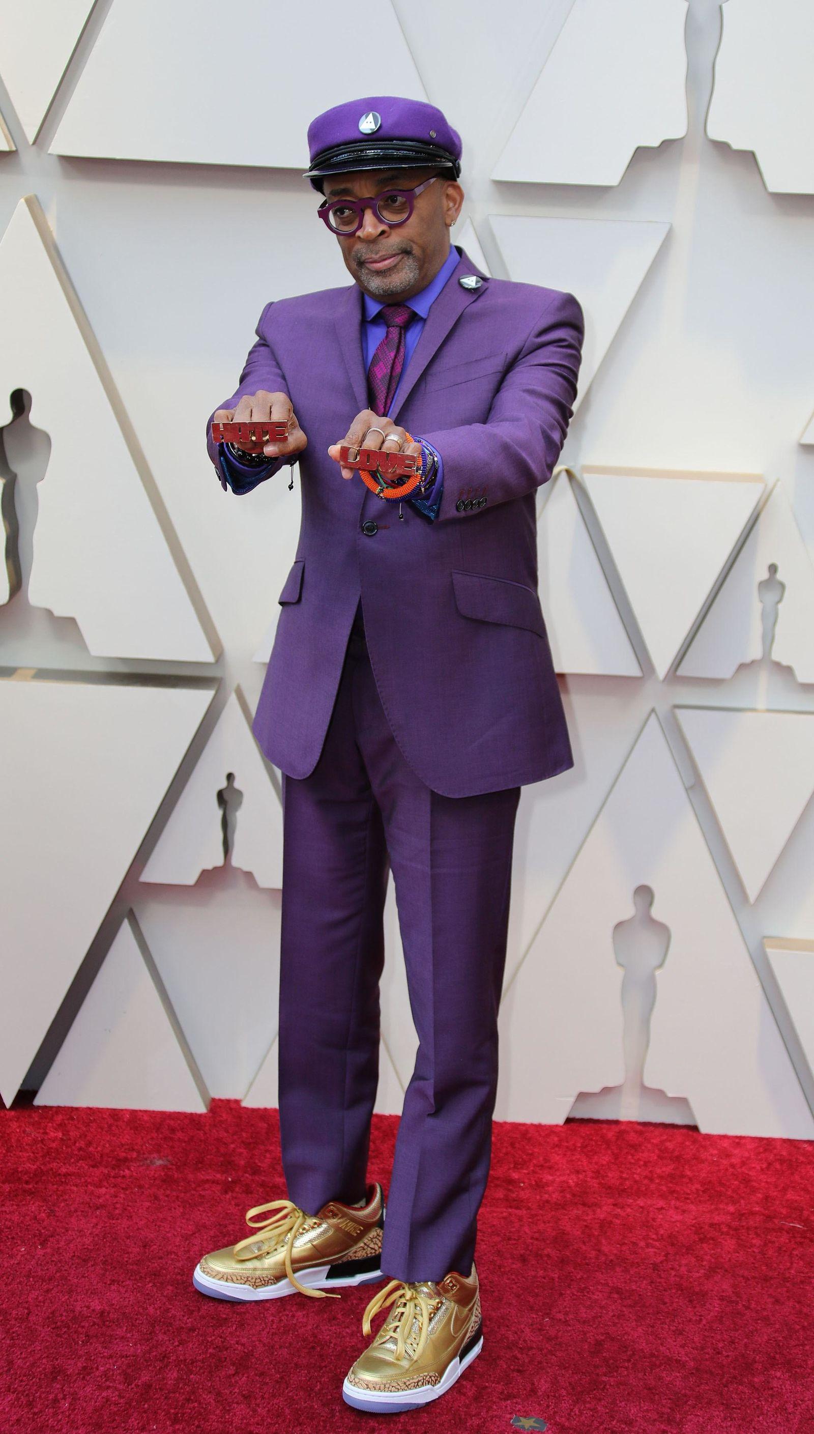 El director estadounidense Spike Lee.