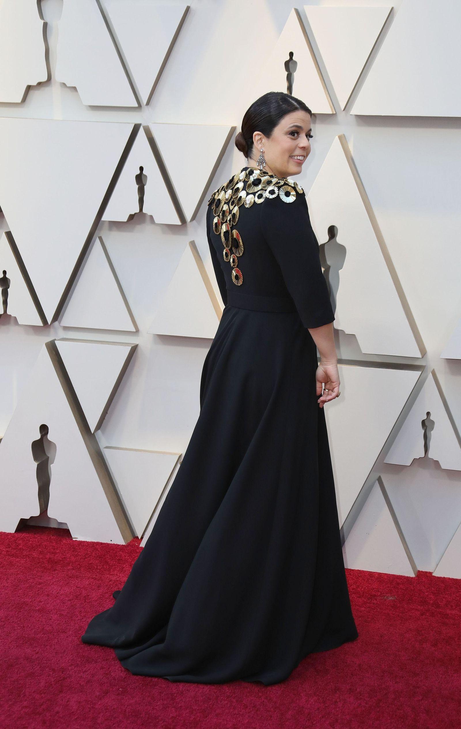 La productora Gabriela Rodriguez.
