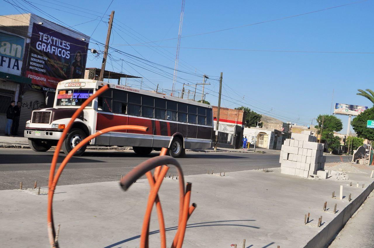 Conforme avanzan las obras del Metrobús, se incrementa la expectativa en los usuarios respecto a los beneficios que se derivarán de la obra.
