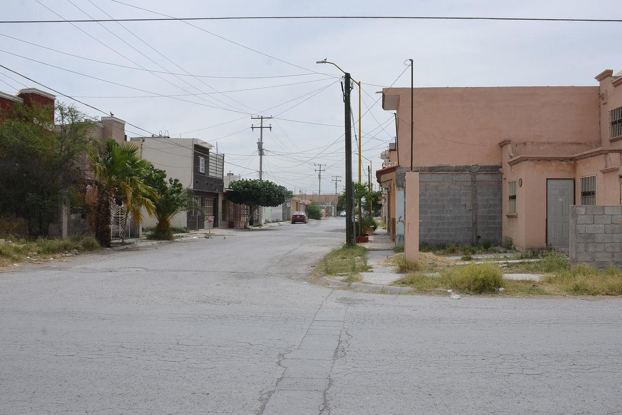 Una de las colonias que carecen de nomenclaturas es la colonia Campo Nuevo Zaragoza, donde ninguna calle cuanta con señalética.