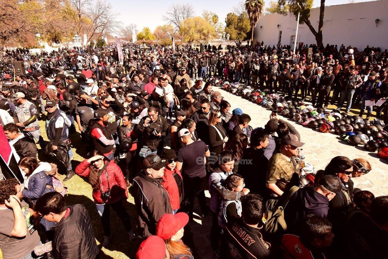A través de diversas actividades, las calles de Parras se vistieron de fiesta, donde hubo desfiles y conciertos de rock. Se estima una derrama económica de 11 millones de pesos, con ocupación hotelera del 100 por ciento.