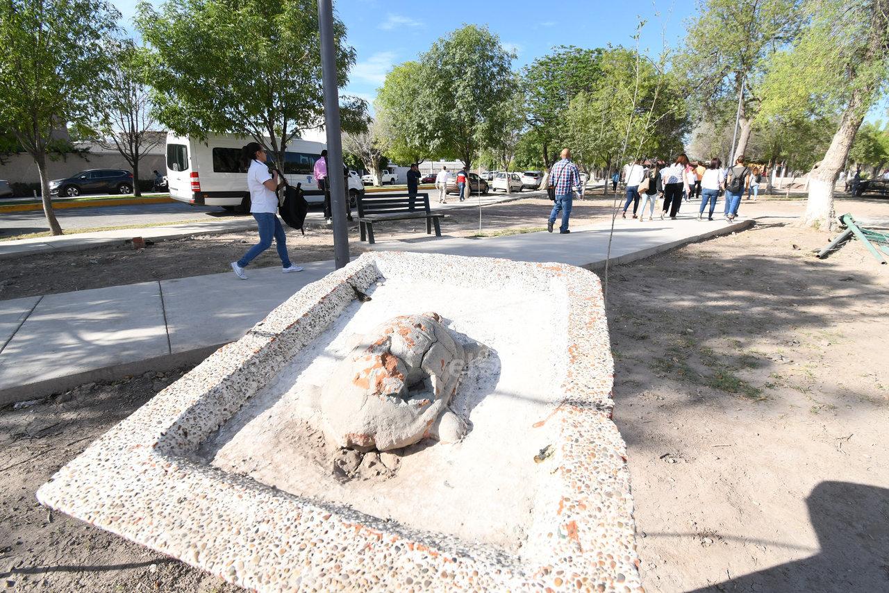 Se están rehabilitando las estructuras de tortugas que existen desde hace años en el espacio; habrá además baños, 50 bancas nuevas y unos 25 contenedores de basura en todo el parque.