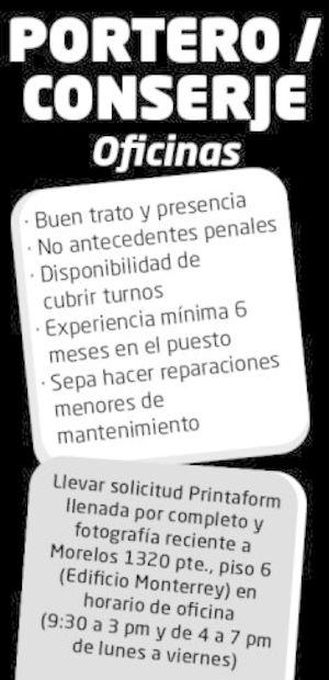 Bolsa De Trabajo En Hoteles Torreon