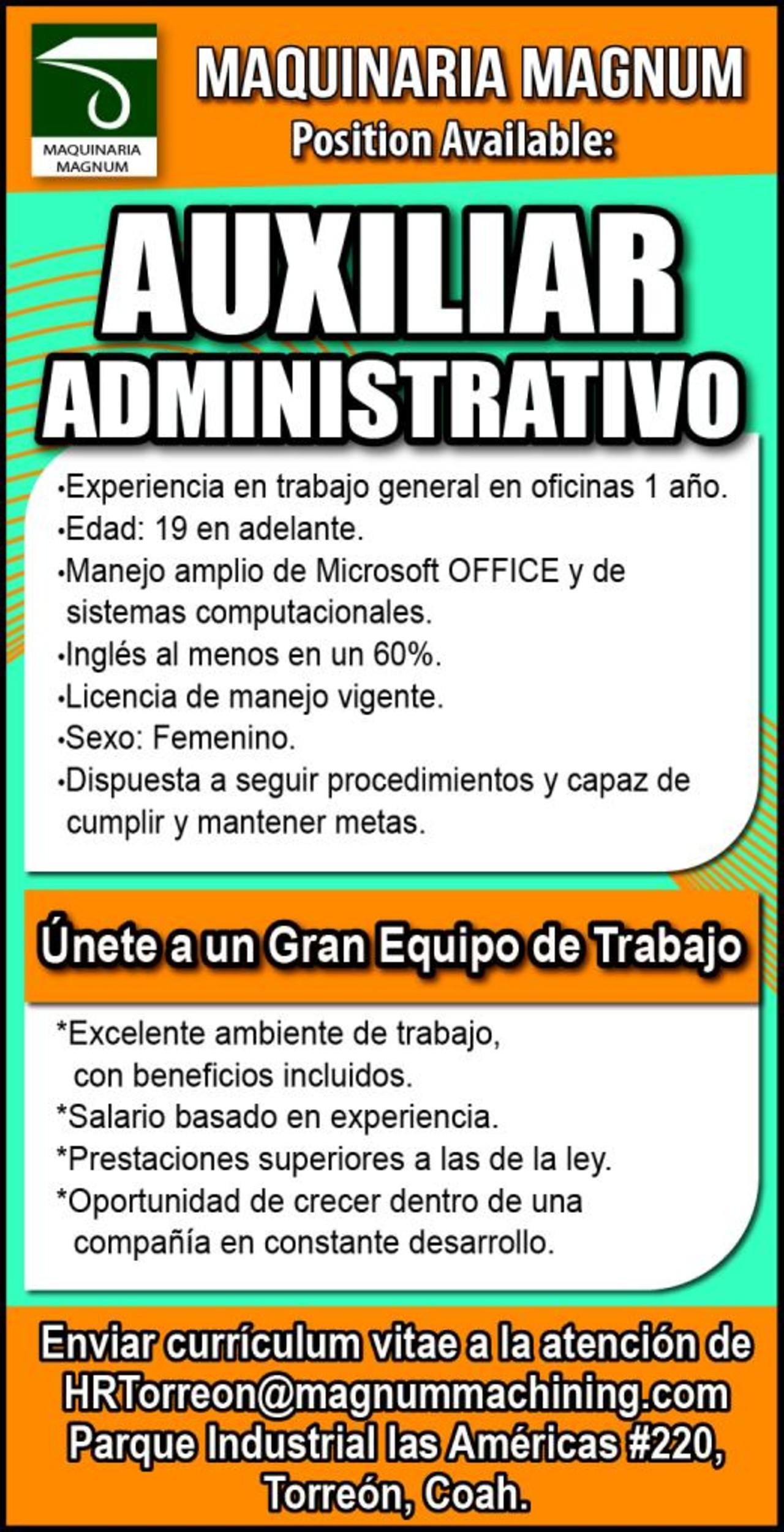 Excepcional Currículos Para Puestos De Asistente Administrativo ...