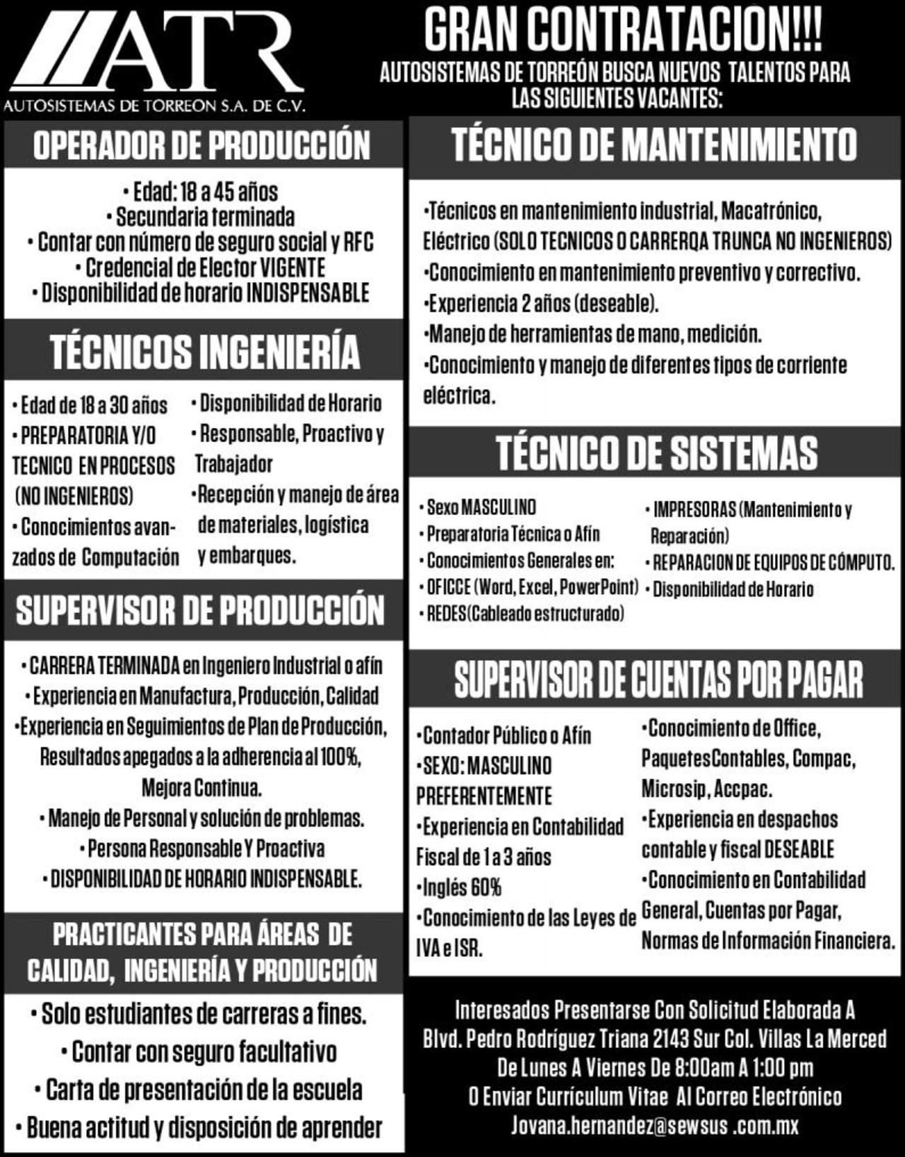 Famoso Cuentas Por Pagar Empleado Curriculum Vitae Carta De ...