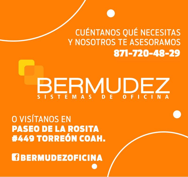 T/C BERMUDEZ SISTEMA DE OFICINA FEBRERO 2021