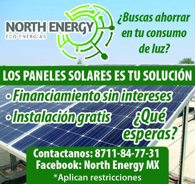 NORTH ENERGY MX