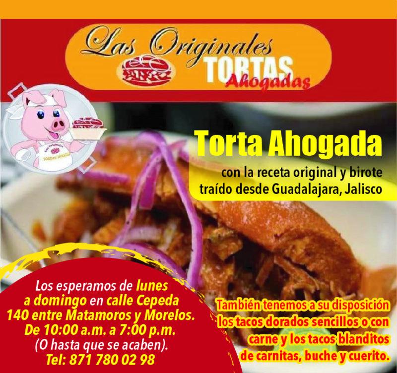 LAS ORIGINALES TORTAS