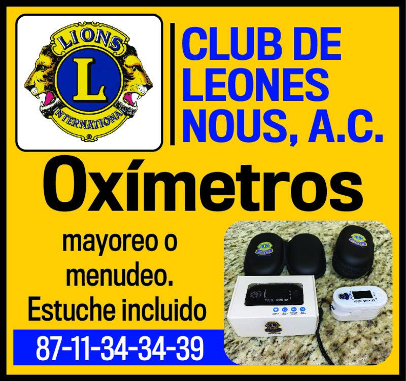 OXIMETROS