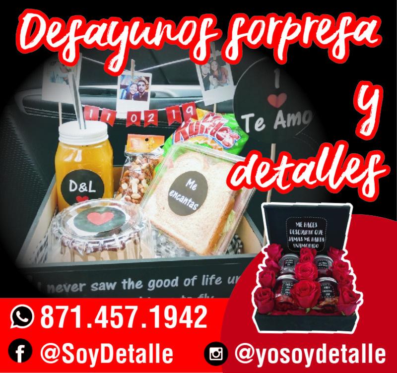 SOY EL DETALLE