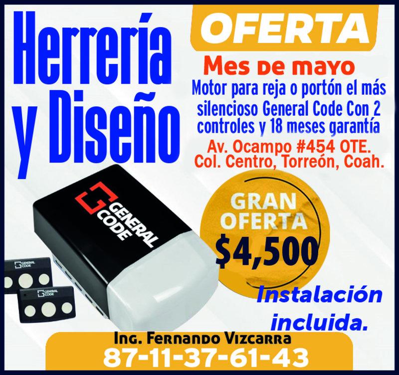 HERRERÍA Y DISEÑO