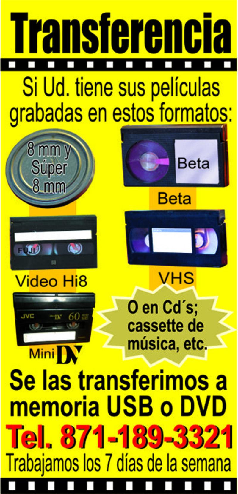 CONVERTIR PELICULAS A USB