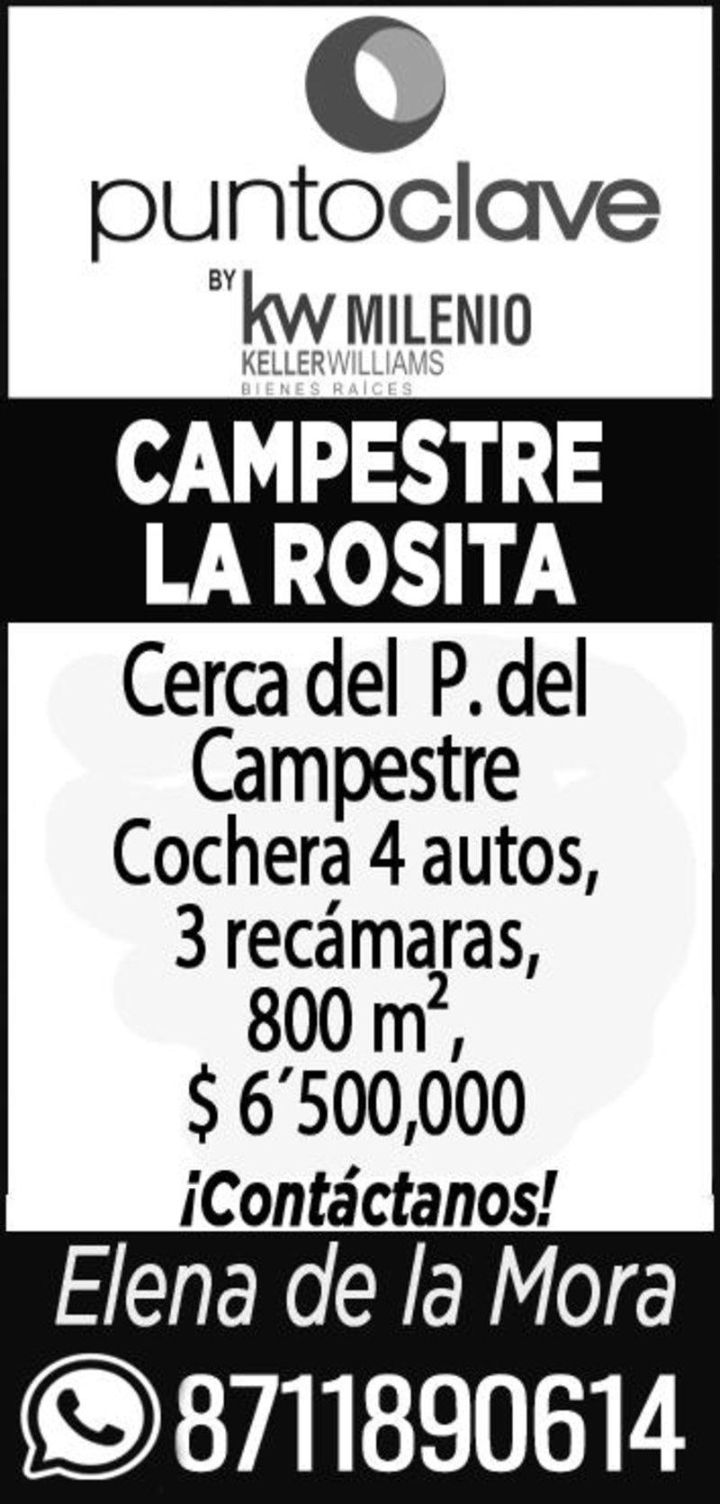 CAMPESTRE LA ROSITA