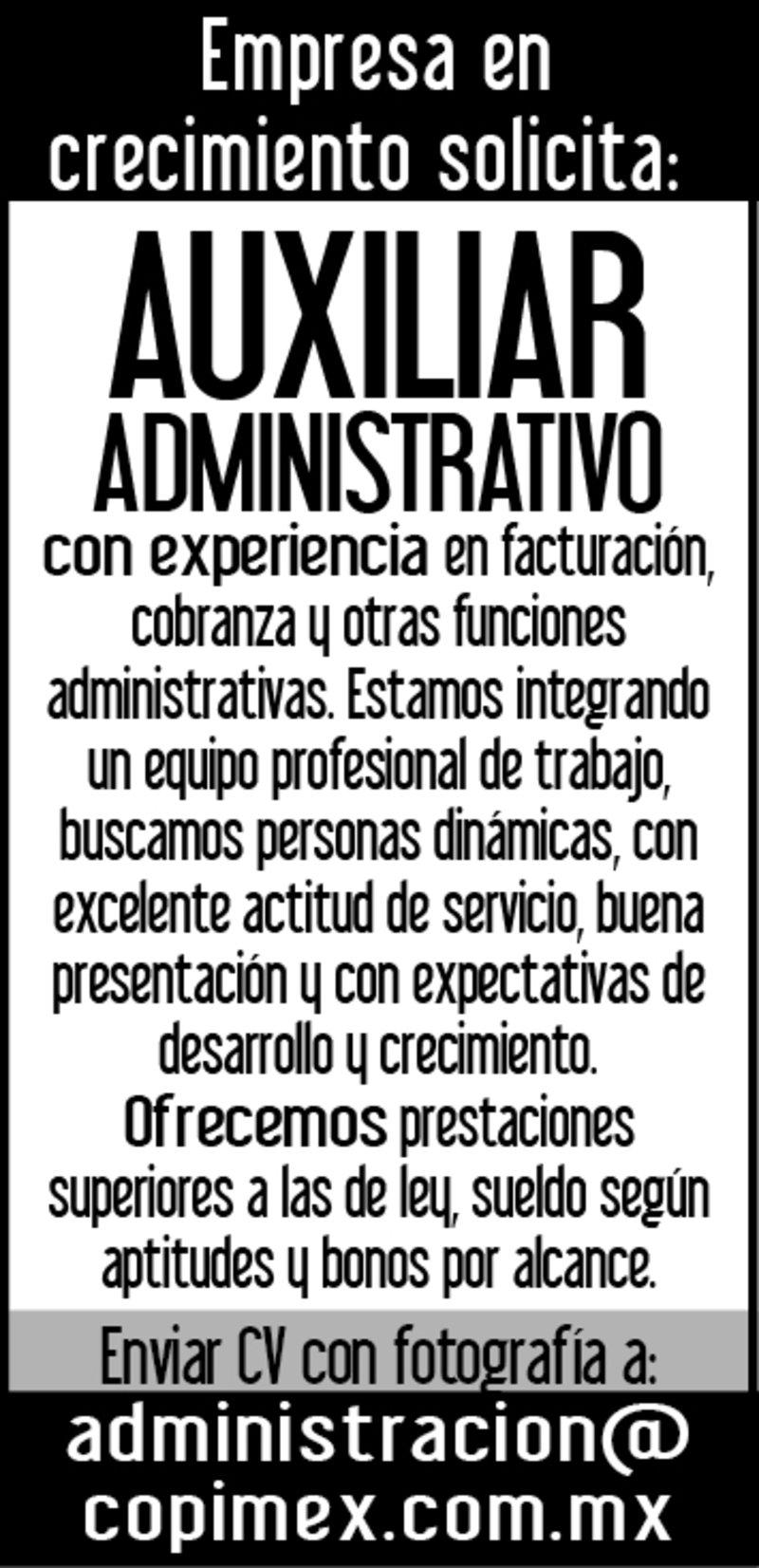 COPIMEX DE MONTERREY, SA. DE CV