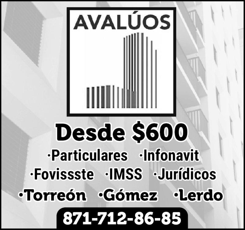 AVALUOS GLEASSON