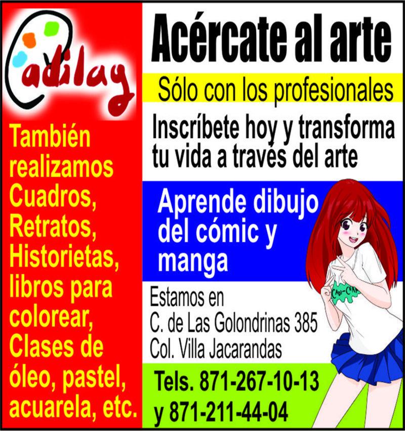 ADILAG - ARTE