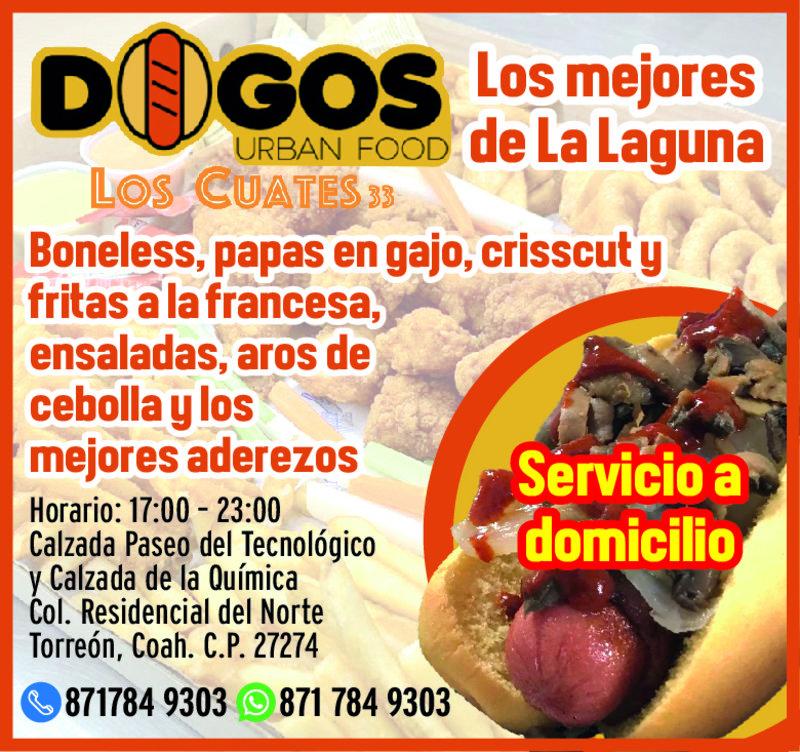 DOGOS LOS CUATES