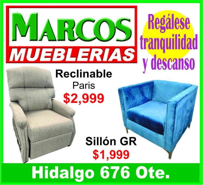 MARCOS MUEBLERIA