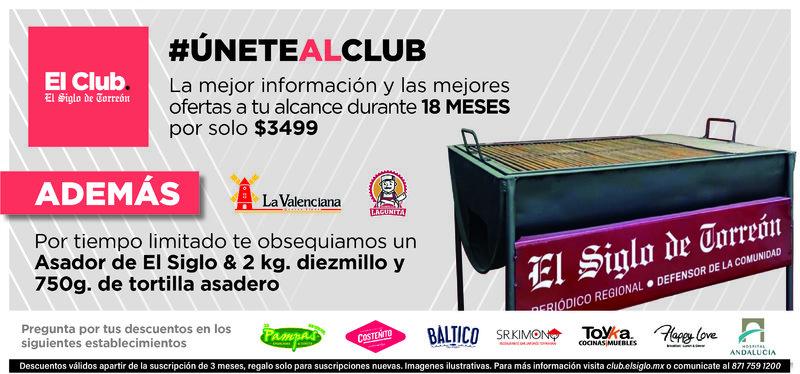 Cintillo Club 6x6 en Nacional