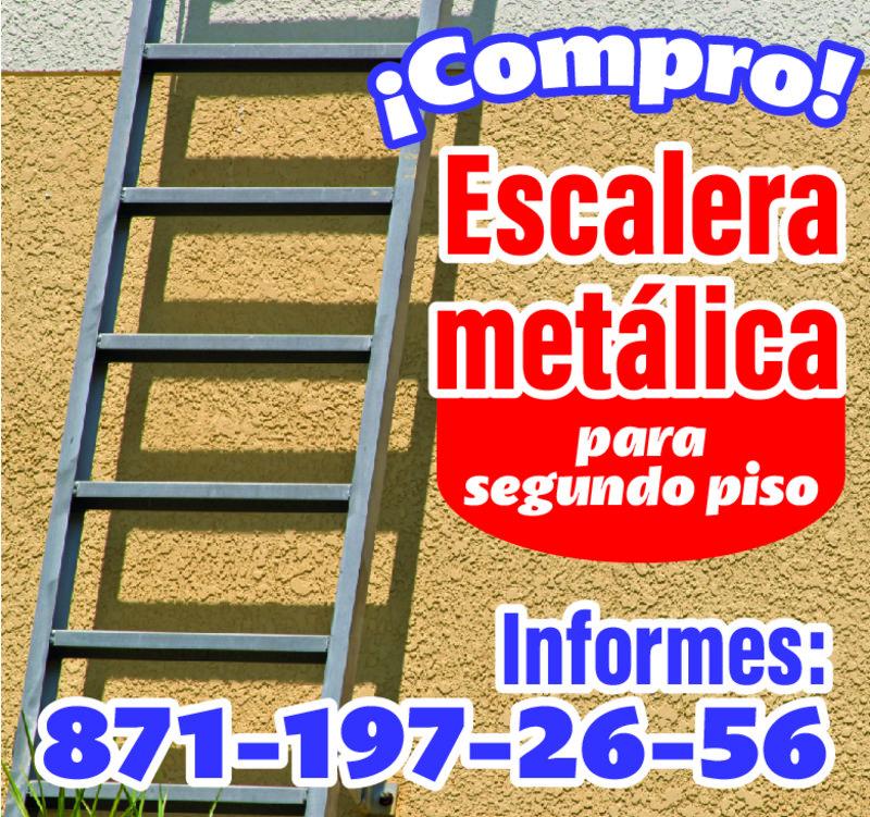 COMPRO ESCALERA