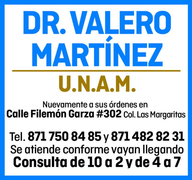 Dr. Valero