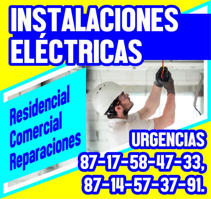 INTALACIONES ELECTRICAS
