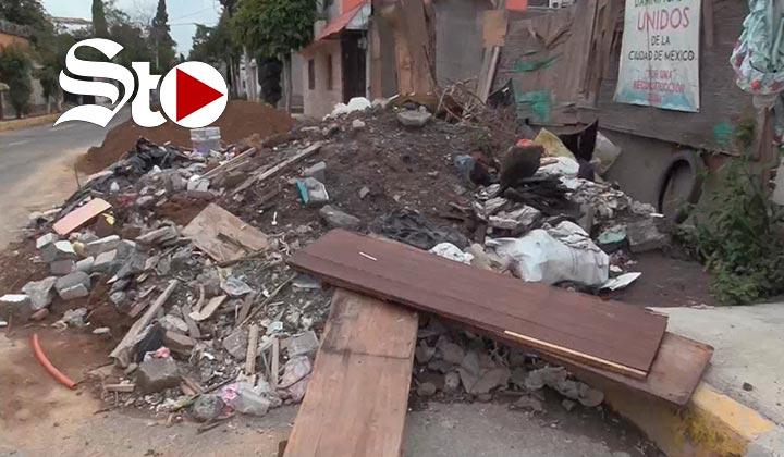 Cuatro años después del terremoto en CDMX avanza con cautela