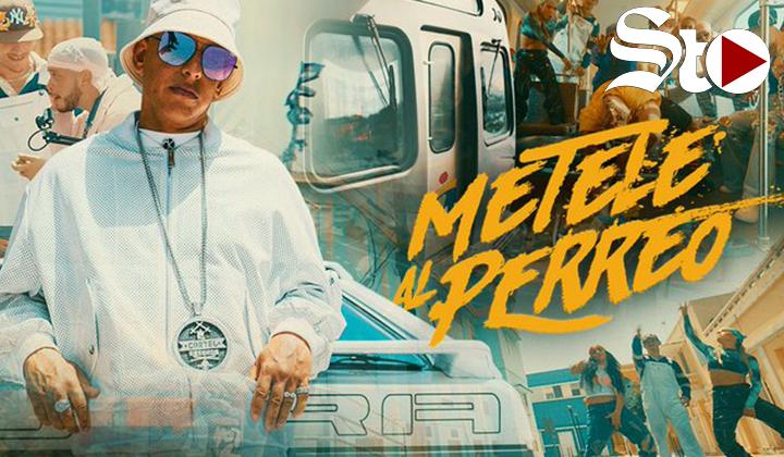 'Métele al perreo', de Daddy Yankee, logra tendencia mundial