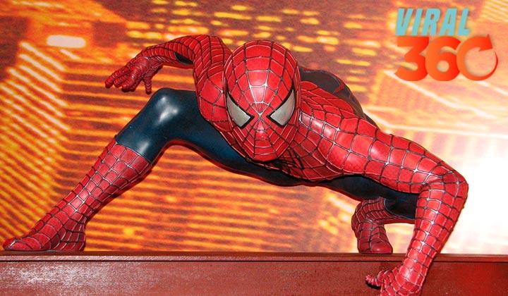 Joven se deja picar por arañas para ver si se vuelve 'Spider-Man