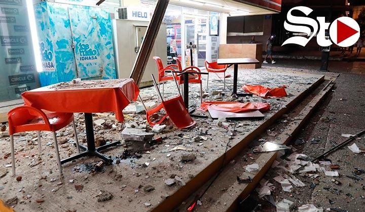 Suman 150 réplicas del terremoto de la CDMX