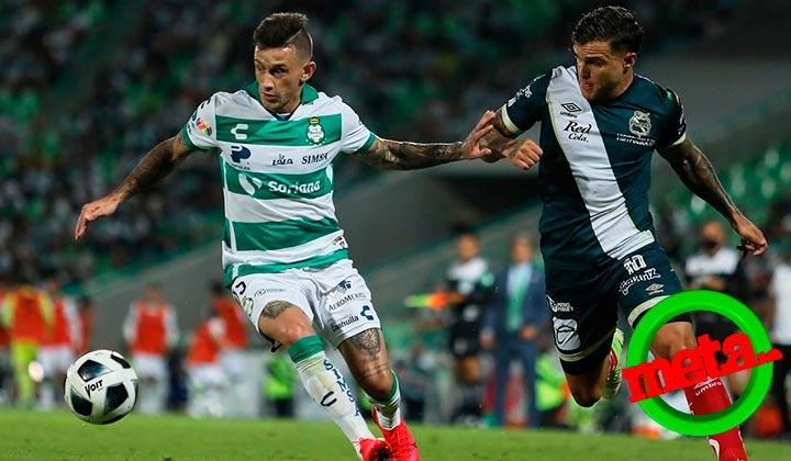 Un Santos gris rescata empate ante el débil Puebla