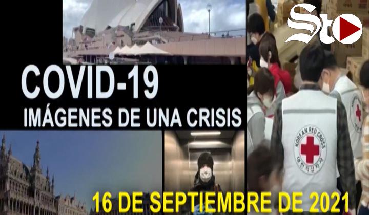 Covid-19 Imágenes de una crisis en el mundo del 16 de septiembre