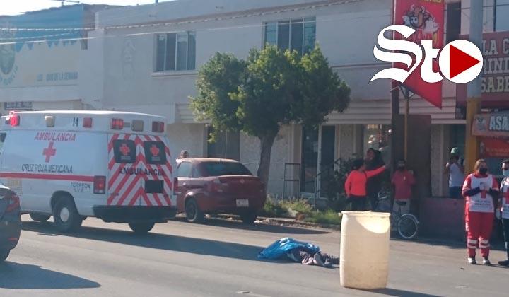 Ciclista pierde la vida tras ser arrollado en Torreón