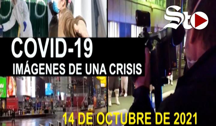 Covid-19 Imágenes de una crisis en el mundo del 14 de octubre