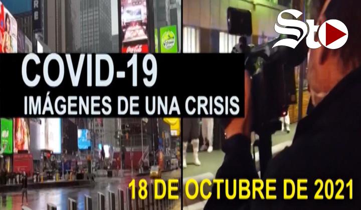 Covid-19 Imágenes de una crisis en el mundo del 18 de octubre
