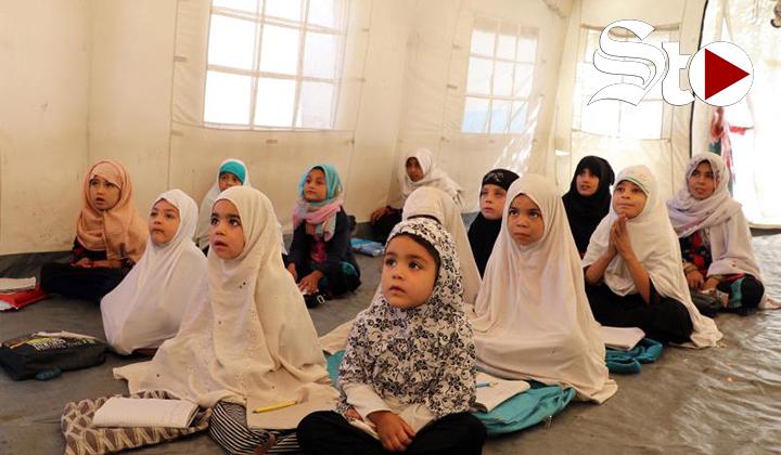 Los talibanes permitirán a las niñas regresar a las escuelas