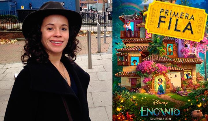 Charise Castro Smith, la primera latina en codirigir para Disney