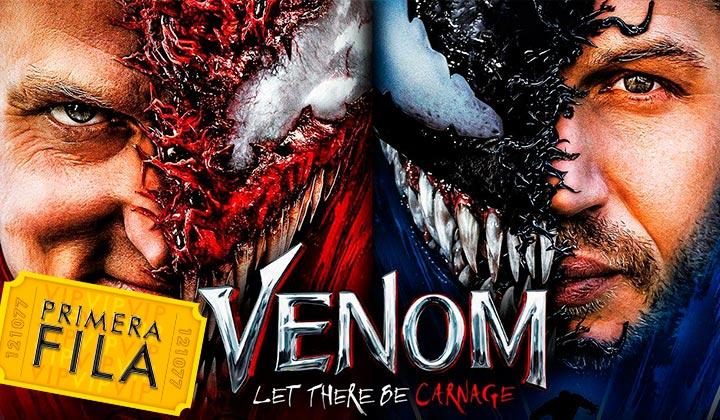 Venom 2 llega hoy a los cines de La Laguna