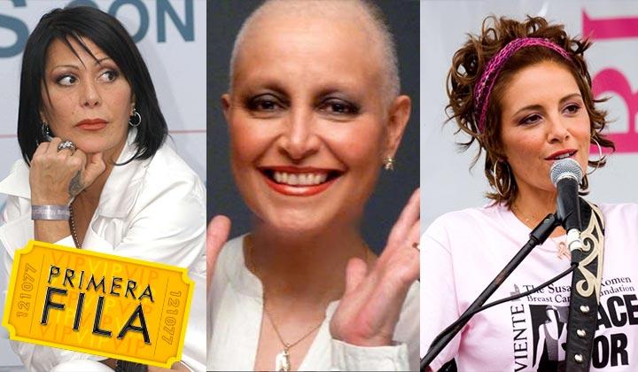 Famosas que son parte de la lucha contra el cáncer de mama