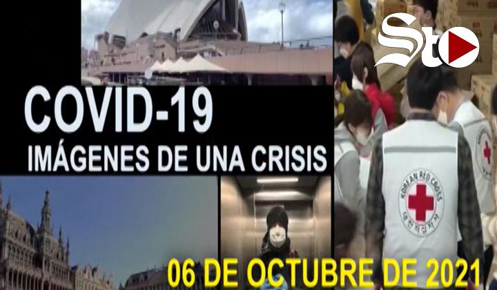 Covid-19 Imágenes de una crisis en el mundo del 06 de octubre