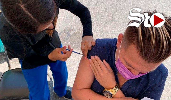 Anuncian fecha para aplicar segunda dosis en Torreón