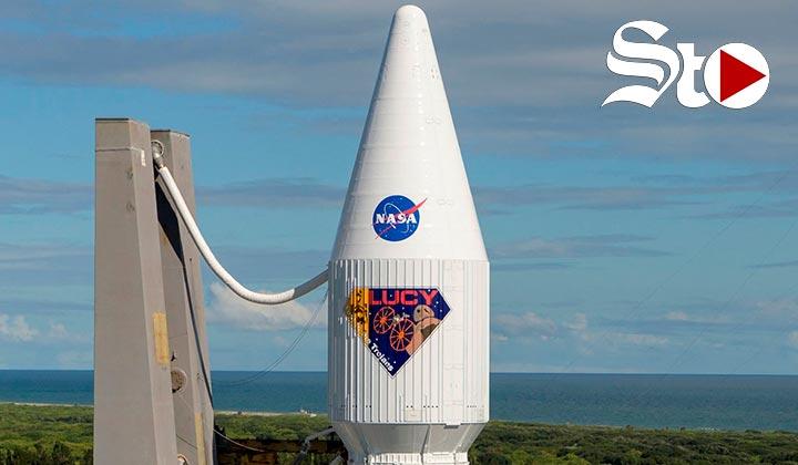 Lucy, la misión que indagará en los orígenes del Sistema Solar