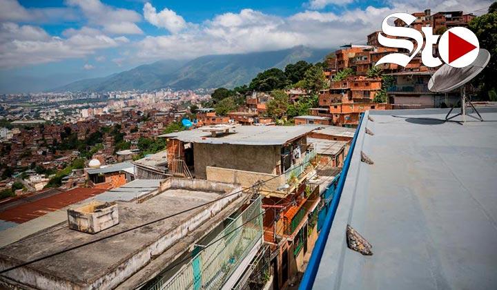 El agua de lluvia, una solución al abastecimiento en Venezuela