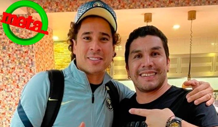 Salvador Cabañas vive emotivo regreso con el Club América