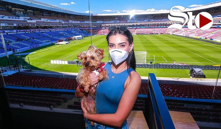 Estadio Corregidora abre zona pet friendly; es el primero en el