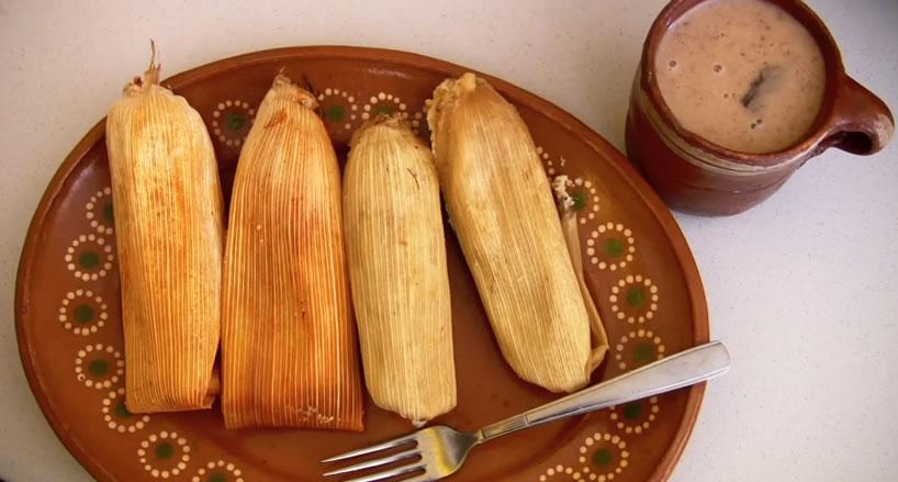 Tamales de comino