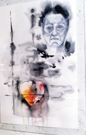 La exposición de pinturas *Estilo Libre* se inaugura hoy.